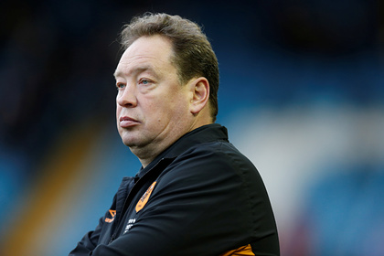 Слуцкий подал в отставку с поста главного тренера «Витесса»