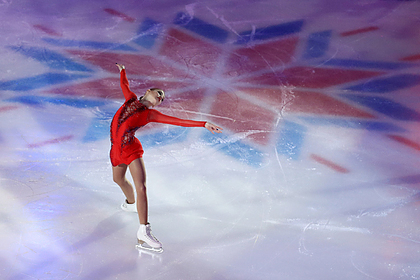 Российская фигуристка побила свой мировой рекорд в финале Гран-при