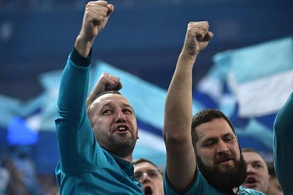 «Зенит» крупно проиграл «Бенфике» и вылетел из Лиги чемпионов