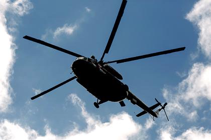 Выросло число пострадавших при падении на бок вертолета Ми-8