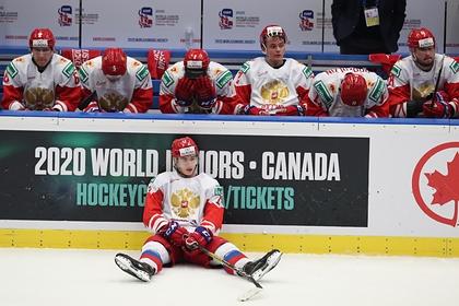 Российский хоккеист рассказал об аде на последних минутах финала МЧМ с Канадой