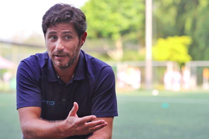 Испанский тренер остался без работы из-за интимного видео с его участием