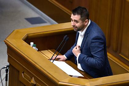 На Украине заявили о необходимости жесткой политики с Евросоюзом