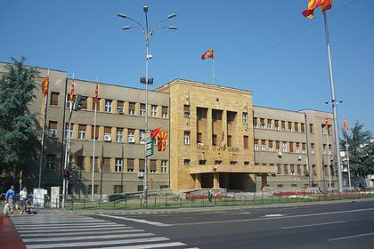 Парламент Северной Македонии утвердил вступление в НАТО