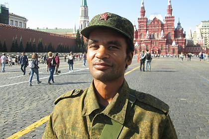 Черного Ленина из ДНР задержали в России