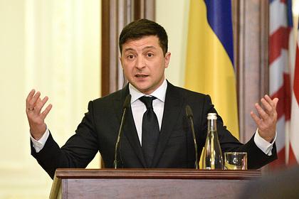 На Украине раскритиковали слова Зеленского о вине СССР за начало Второй мировой