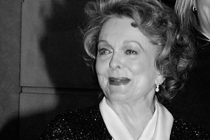 Актриса из «Лолиты» Кубрика умерла из-за пневмонии