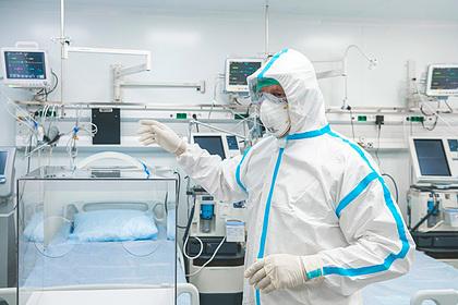 Общее число случаев заражения коронавирусом в России превысило семь тысяч