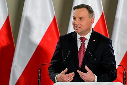 Президент Польши задумался о проведении выборов по почте из-за коронавируса