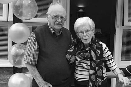 Муж и жена прожили в браке 76 лет и умерли с разницей в 15 дней