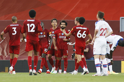 «Ливерпуль» разгромил середняка АПЛ и оказался в шаге от чемпионства