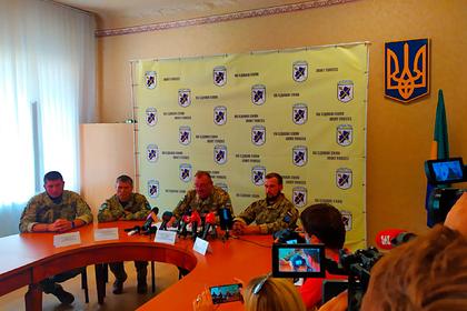 Бессрочное перемирие в Донбассе нарушили