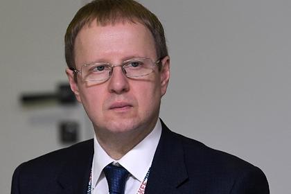 Российский губернатор заразился коронавирусом