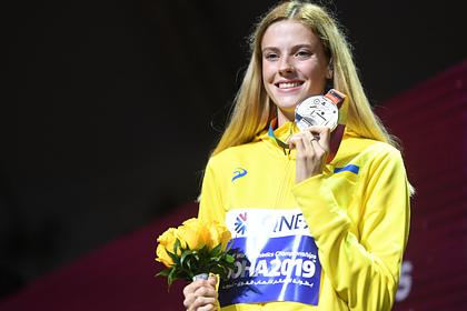 Украинская легкоатлетка порассуждала о сексе на колесе обозрения