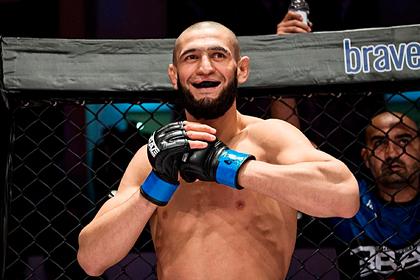 Новый Хабиб ответил на вызов британского бойца UFC