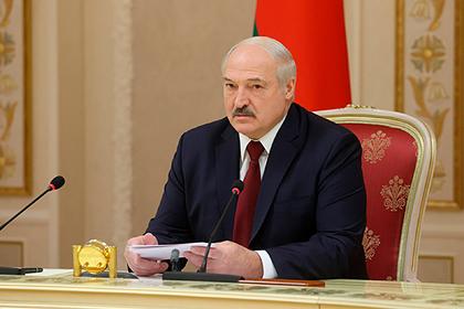 Лукашенко решил передать часть полномочий парламенту и правительству