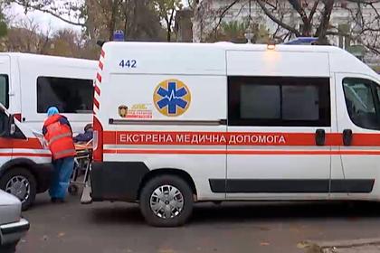 Родственники зараженных коронавирусом штурмовали одесскую больницу