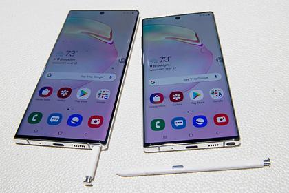 Раскрыта судьба SamsungGalaxyNote