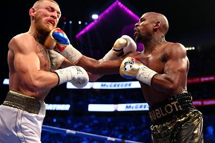 Названо условие организации титульного боя в боксе для Макгрегора