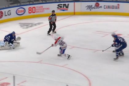 Российский новичок НХЛ повторил достижение 21-летней давности