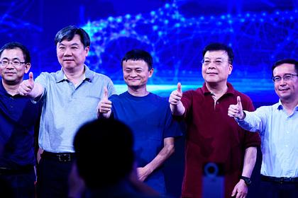 Китайский интернет-гигант представил электромобиль