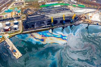 Российские ученые создали сорбенты для очистки водоемов Арктики от нефти