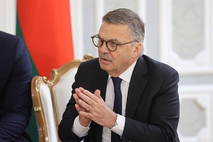 Глава IIHF назвал цель переговоров с Лукашенко о ЧМ по хоккею в Белоруссии