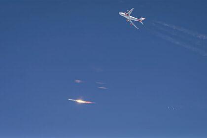 Конкурент Илона Маска впервые вывел свою ракету LauncherOne на орбиту