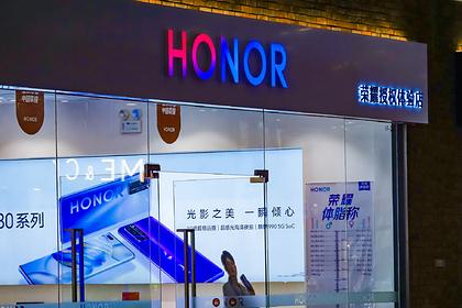 Google вернется на смартфоны Honor