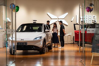 Китайский автопроизводитель бросил вызов Tesla