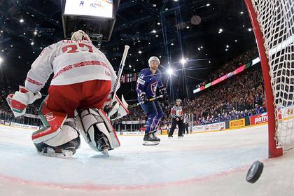 В Белоруссии назвали последствия переноса чемпионата мира по хоккею