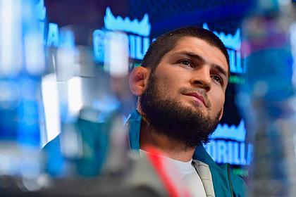 Нурмагомедов отказался от посещения турнира UFC с Макгрегором