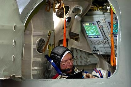 Космонавт рассказал об «экстренном» источнике еды на МКС