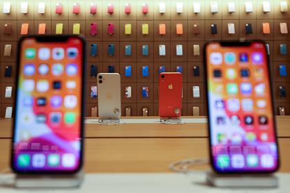 Раскрыты характеристики iPhone13