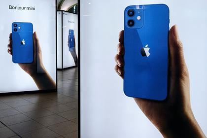 iPhone12 mini рекордно подешевел