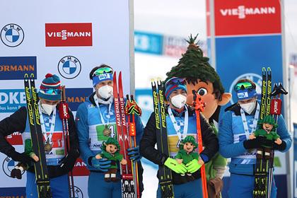 Норвежский журналист назвал российских биатлонистов мошенниками