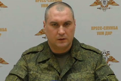 Донецк впервые за несколько лет обстреляли реактивными снарядами