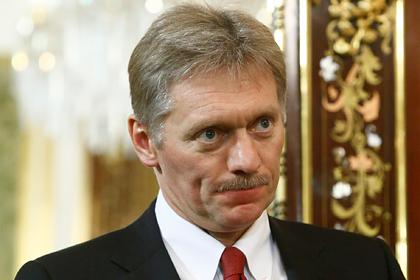 Кремль начал готовиться к новым санкциям США
