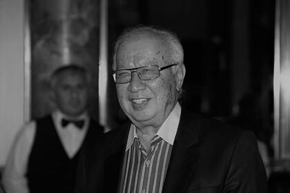 Умер народный артист России Стахан Рахимов