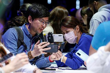 Предсказан дефицит смартфонов Samsung