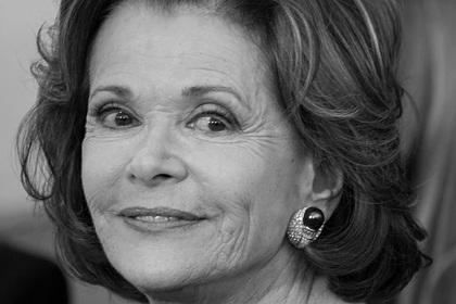 Умерла актриса из сериалов «Задержка в развитии» и «Улицы Сан-Франциско»