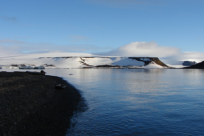 В Арктике задумали построить ходячие города