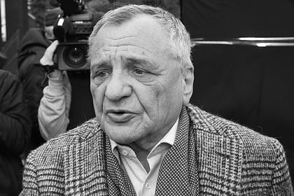 Умер директор театра «Русская антреприза» Рудольф Фурманов