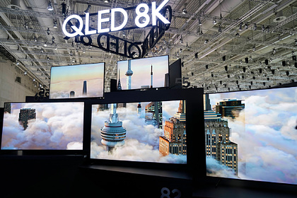 Описано будущее 8K-телевизоров