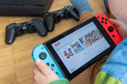 В России подорожали игры для NintendoSwitch