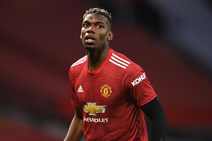 «Манчестер Юнайтед» захотел обменять Погба на Роналду