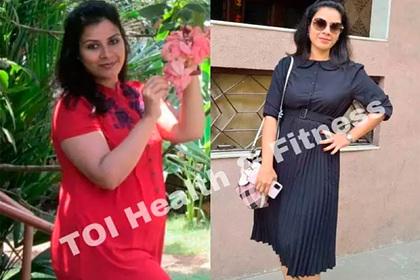 Женщина сбросила 19 килограммов и раскрыла секрет похудения после родов
