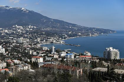 Россия ввела ограничения на полеты над Крымом и Черным морем