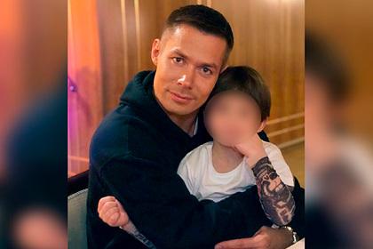 СКР начал проверку после избиения семилетнего сына Стаса Пьехи