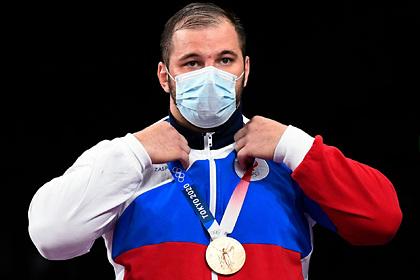 Сборная России осталась пятой в медальном зачете Олимпиады в Токио